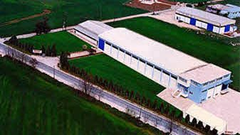 BIONOT AEROPHOTOGRAPHY NEW FACTORY FACILITIES 1990