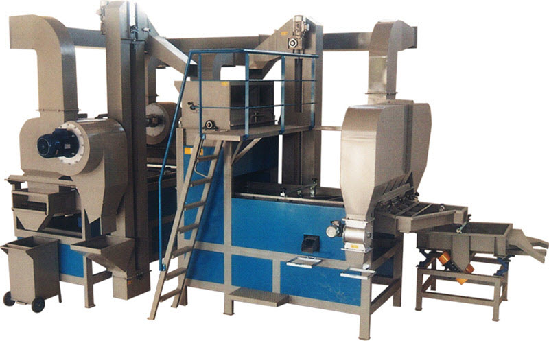 BIONOT PEANUTS CRACKING MACHINE AF1000