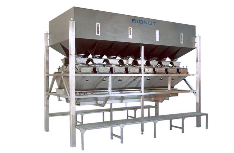 BIONOT PEANUTS BLANCHING MACHINE