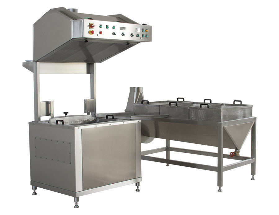 BIONOT Automatic BATCH FRYER NOT106