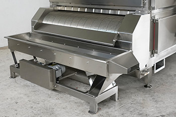 BIONOT CONTINUOUS AIR HEATING ROASTER NOT2000 MEDIUM OUTPUT