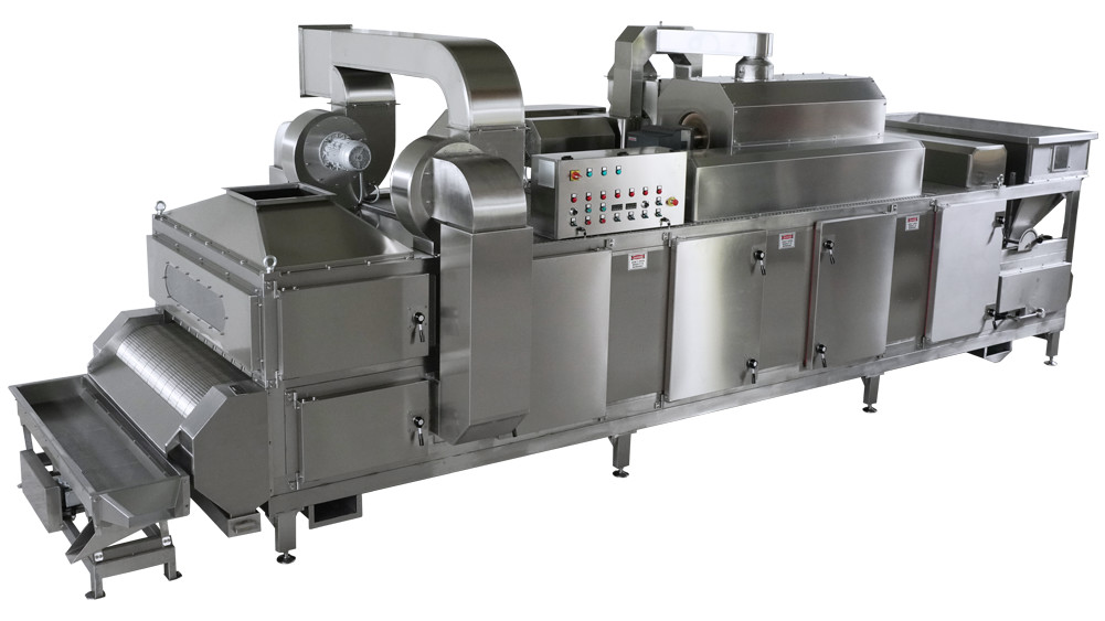 BIONOT CONTINUOUS AIR HEATING ROASTER NOT2000 MEDIUM