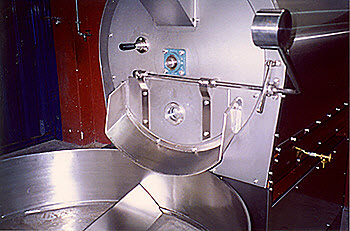 BIONOT ROTATING BATCH ROASTER NOT 78 OUTPUT