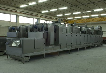 PROCESSING LINE NOT 2000 GIGA