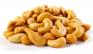 Why can't you buy cashews with shells?